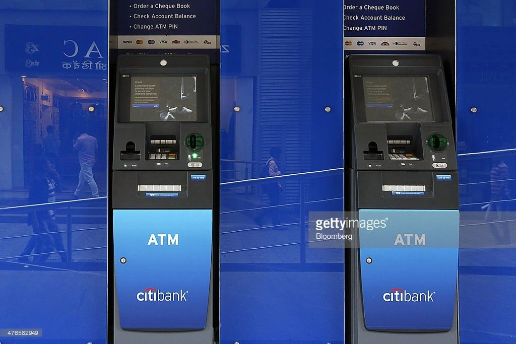 Citibank Stock Photos and Pictures | Getty Images