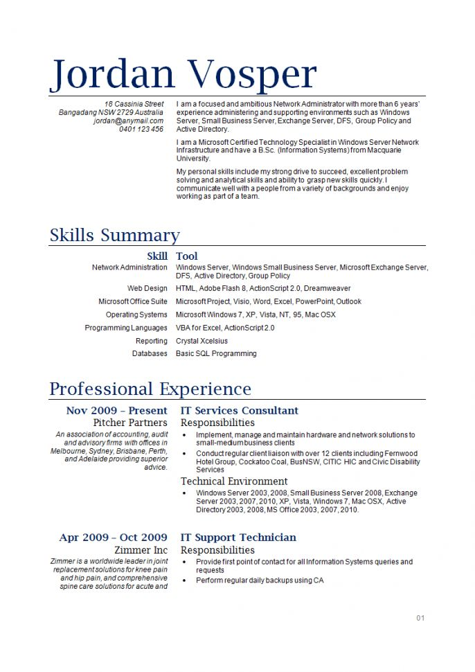 Chef Resume Sample Waitress Resume Sample Resume Sample Resume ...
