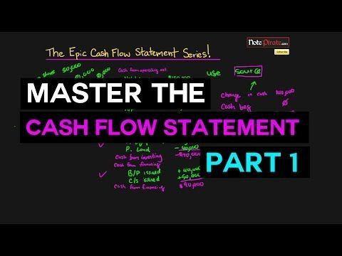 The 25+ best Cash flow statement ideas on Pinterest | Balance ...