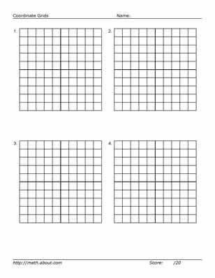 Practice Your Graphing With These Printables | Math, Homeschool ...