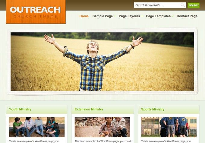 Launch Your Church Website with WordPress • ChurchLeaders.com