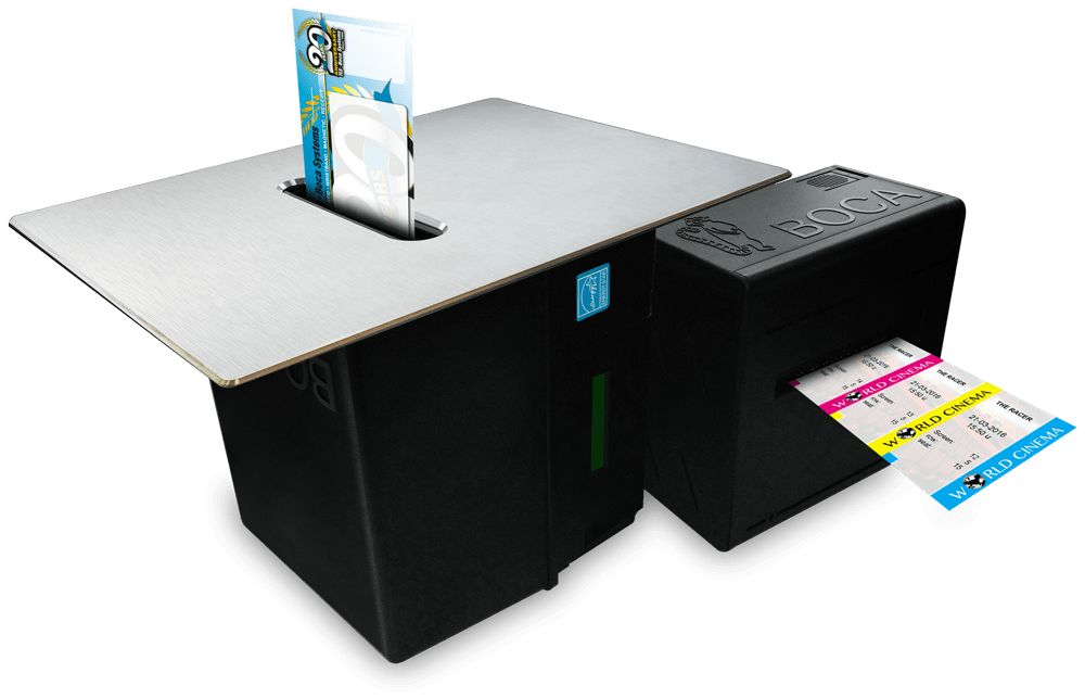 TLS - Boca Systems | BOCA Printers, Thermal Tickets & Wristbands