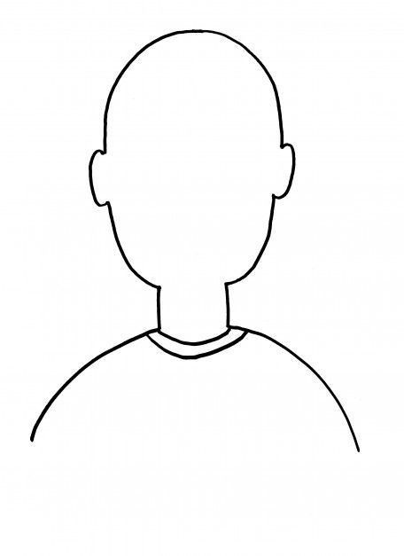 Blank Person Template | Free Download Clip Art | Free Clip Art ...