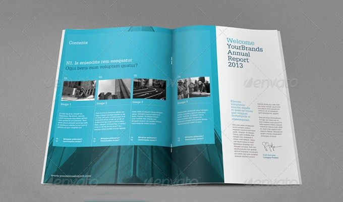 Annual Report Template - 5 Free Word, PDF Documents Download ...