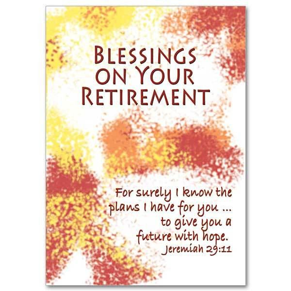 Congratulations on Your Retirement: Retirement Card