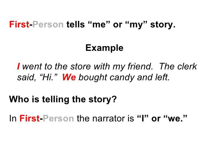first person narrative examples essays first person essay example ...
