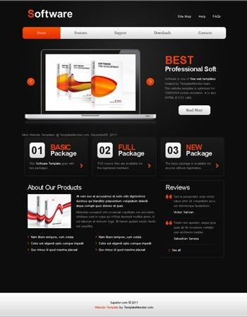 Website Templates | Free Web Templates | Free Templates