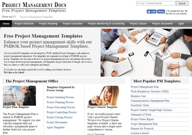 3 Excellent Sites to Get Free Document Templates