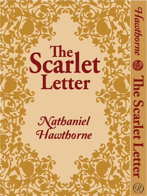 The Scarlet Letter by Nathaniel Hawthorne on iBooks