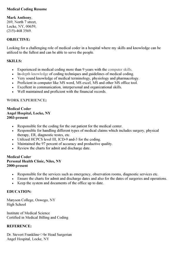 resume template medical medical cv template gallery of medical ...