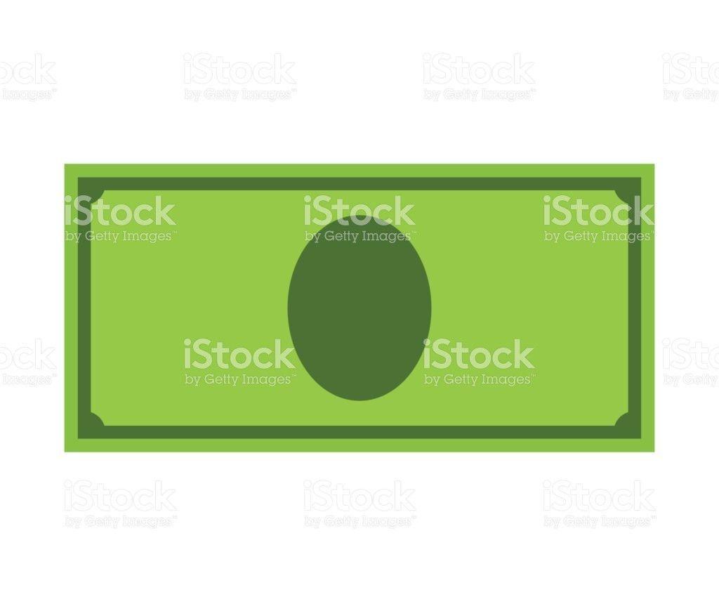 Cartoon Of A Money Certificate Template Clip Art, Vector Images ...