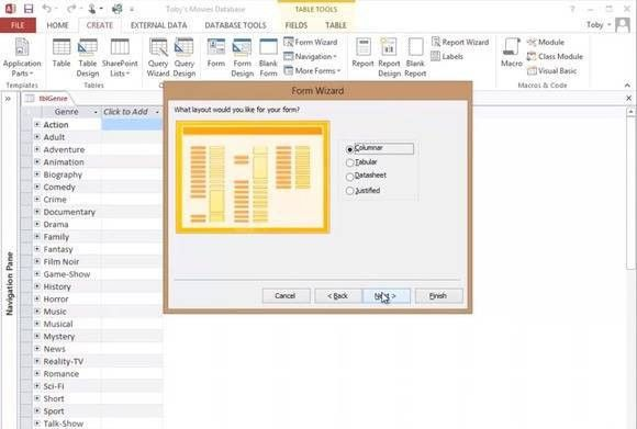 Microsoft Access 2013 15.0.4420.1017 (free) - Download latest ...