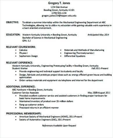 Resume Objective Statement Warehouse Worker. resume objective ...