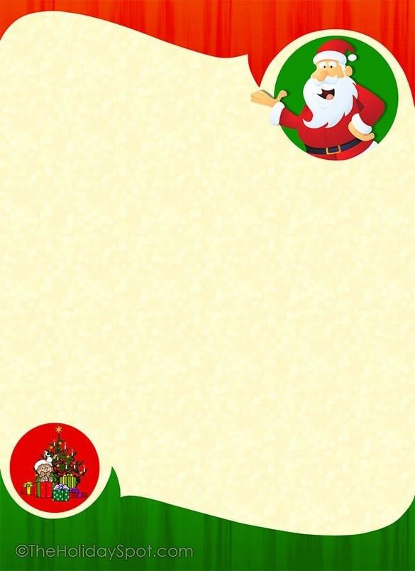 Christmas Letter Templates For Mac Pages | Template Idea