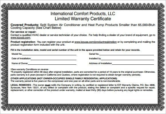 warranty-certificate-template-word-doc