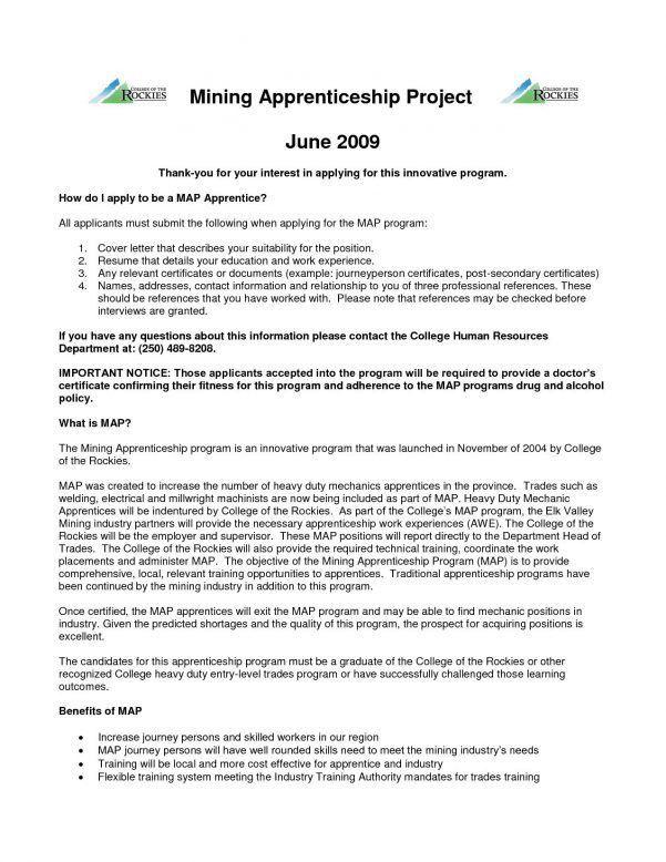 Heavy Equipment Mechanic Resume Cover Letter | Professional ...