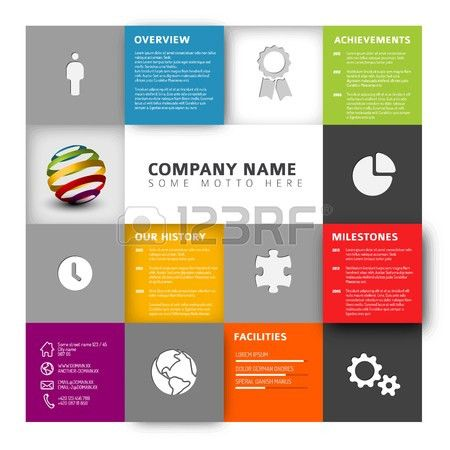 Company History Template. Only Logged In Customers Who Have ...