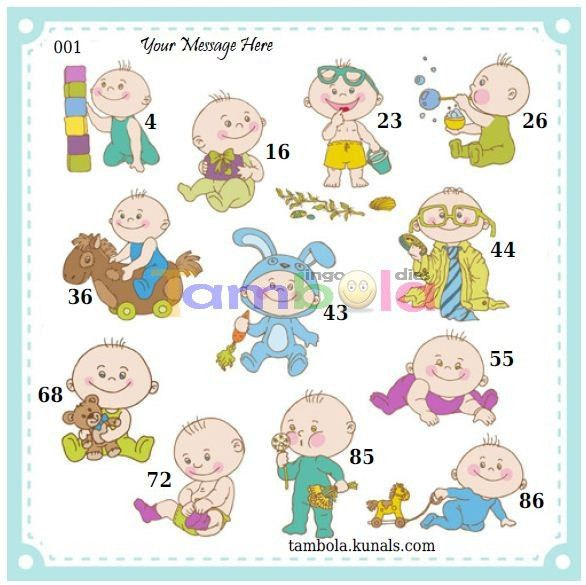 Baby Shower anywhere 8 in 9x3 format :Templates Tickets | Baby ...