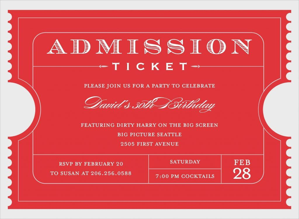 Admission Tickets Template Sample Customer Service Resume Ticket ...