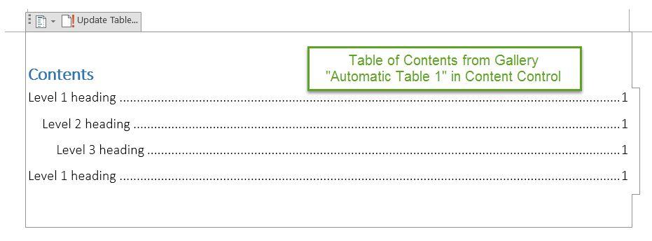 Complex Documents - Microsoft Word Intermediate User's Guide ...