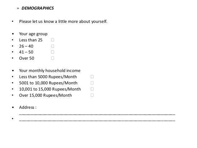 eMba ii rm unit-3.2 questionnaire design a