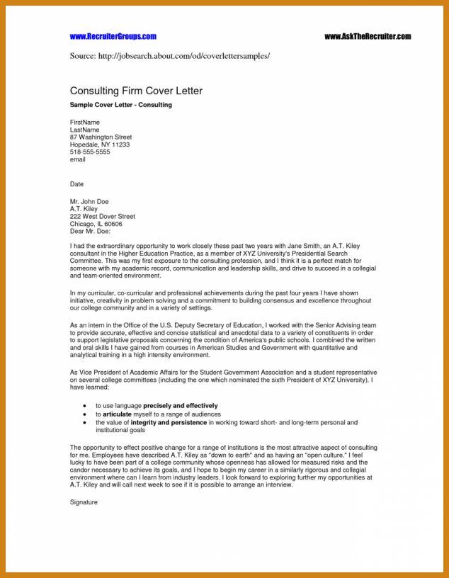 cover letter bcg cover letter for business management management ...