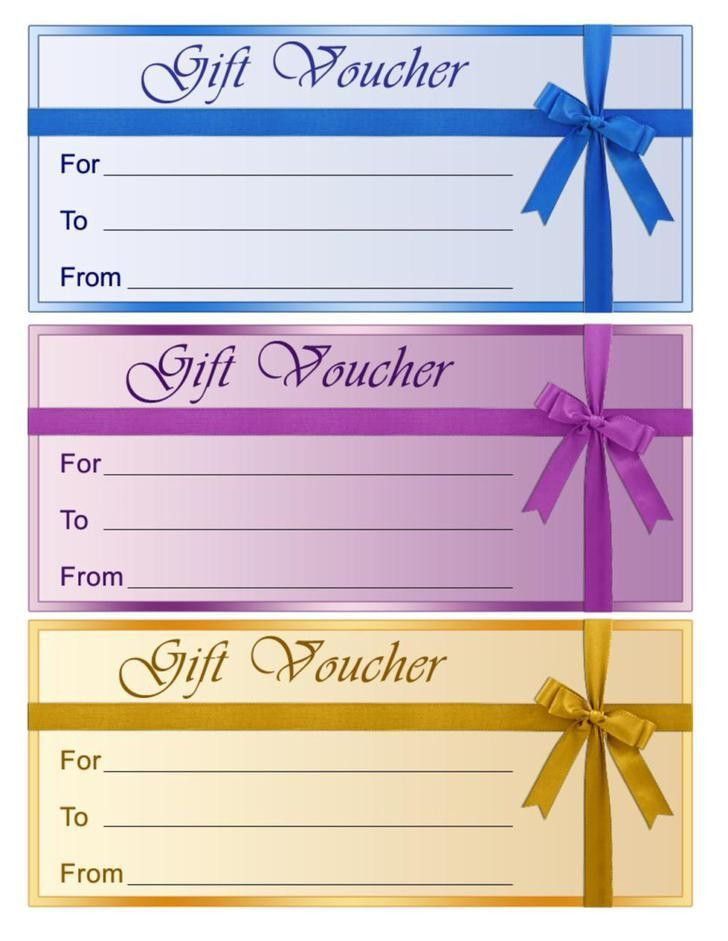 Blank Voucher Template | Download Free & Premium Templates, Forms ...