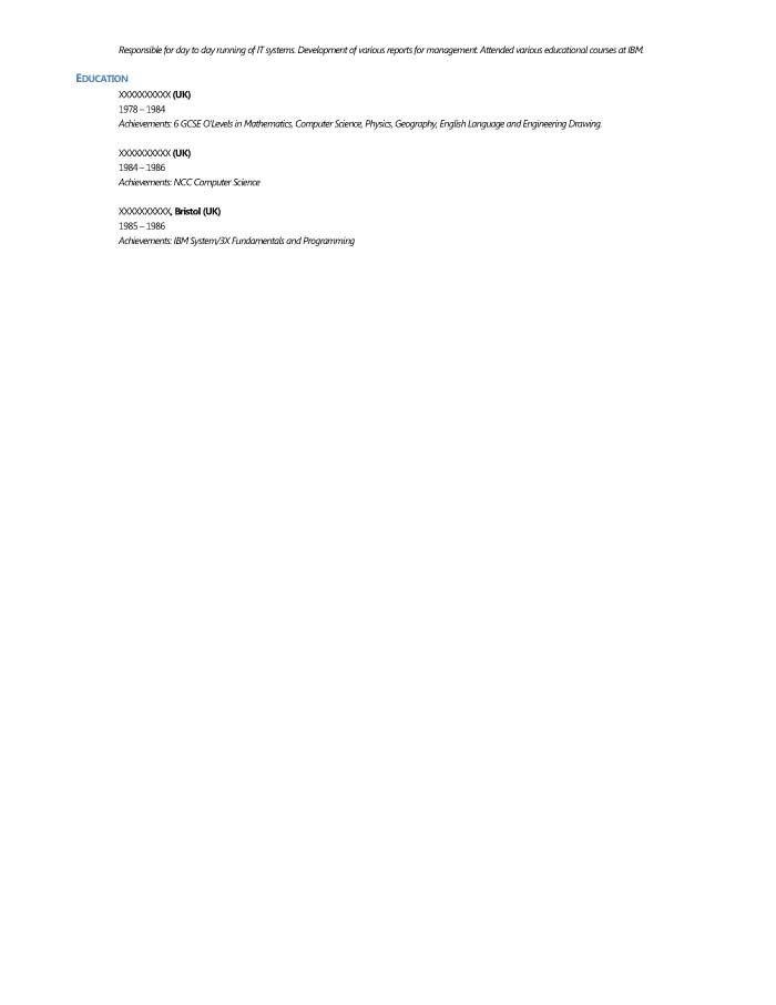 Professional Resume Samples - Resume Prime