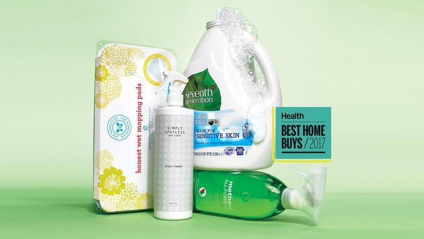 The Best Natural Cleaning Products - Health.com