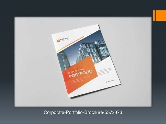 Best free company profile templates