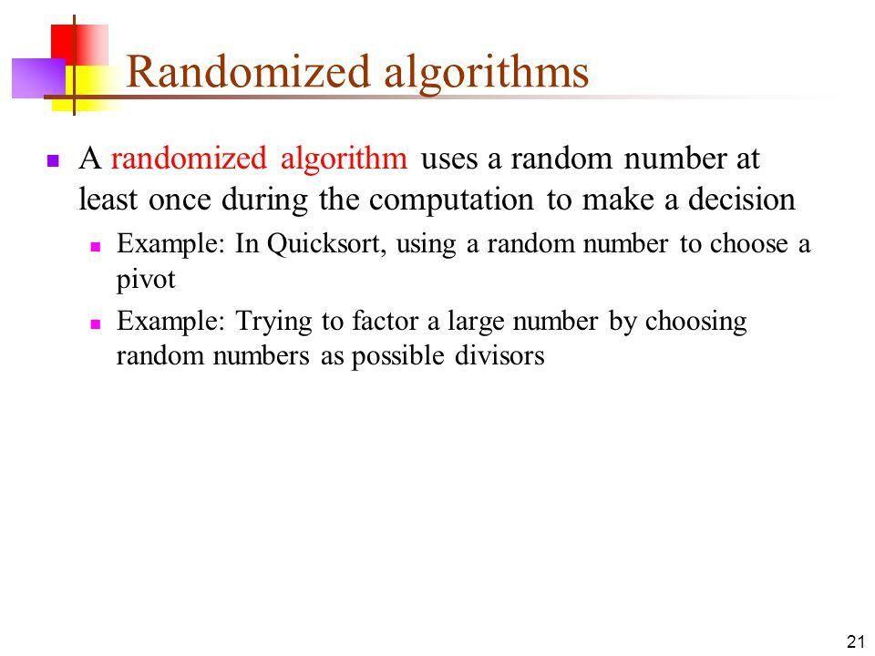 Types of Algorithms. - ppt video online download