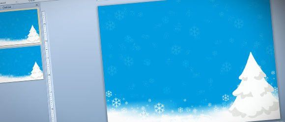Free Holiday & Christmas PowerPoint Templates for 2012 & 2013