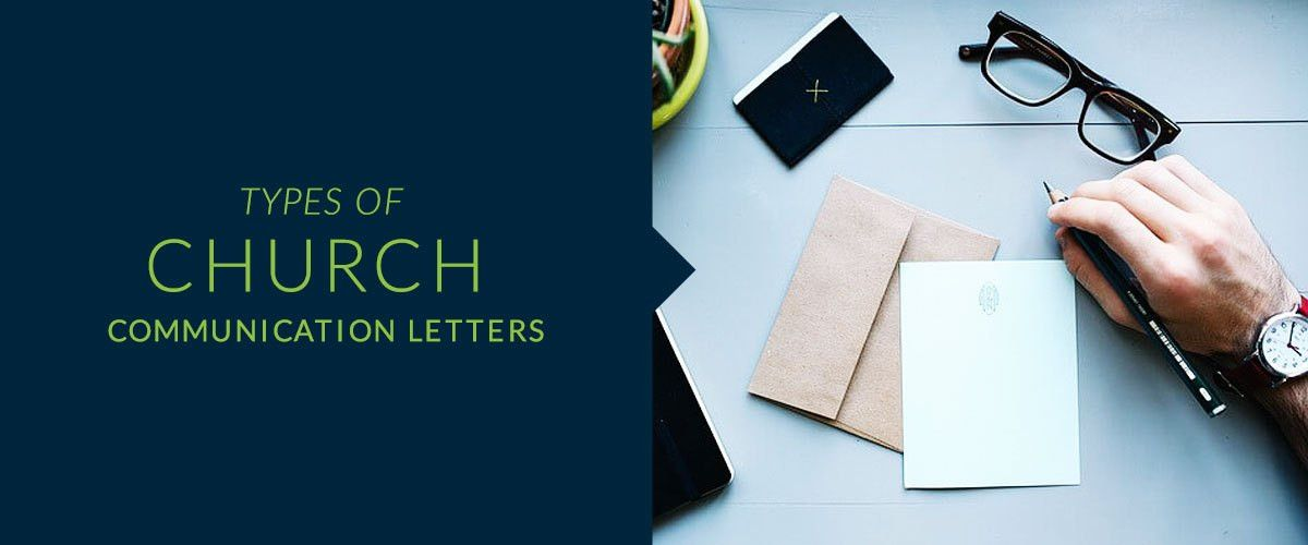 9 Essential Church Communication Letters [Free Sample] - @Pay ...