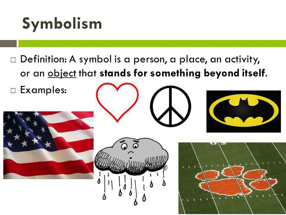 Personification, Symbolism, Allusion - ppt video online download