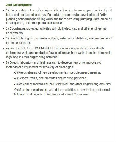 Chief Engineer Job Description. Chief Engineer - Best Western ...