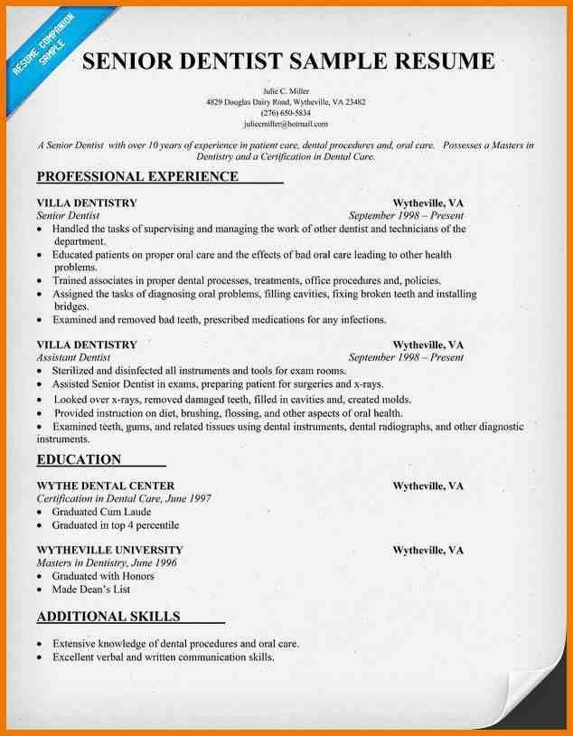 5+ general dentist cv   postal-carrier