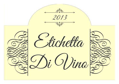 Wine Bottle Label Templates - Download Wine Bottle Label Designs