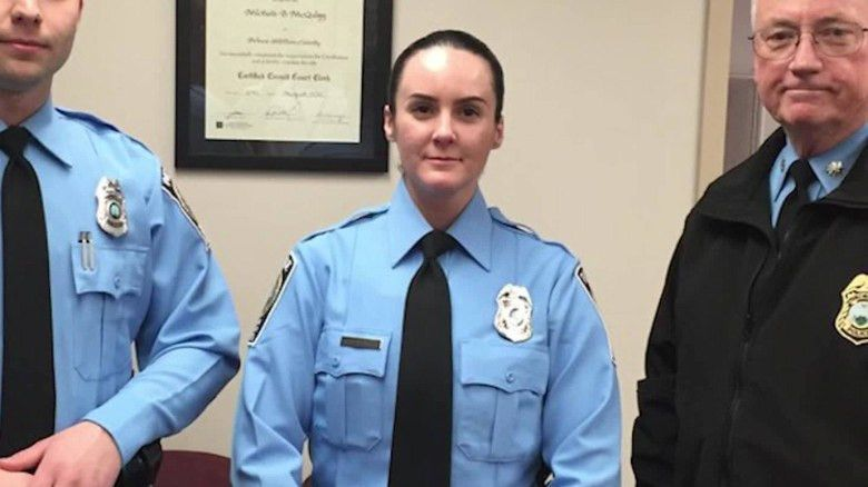 Virginia officer killed on her first day on the job - CNN