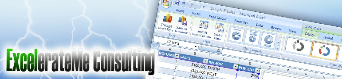 ExcelerateMe Consulting – Page 2 – Microsoft Excel and other ...