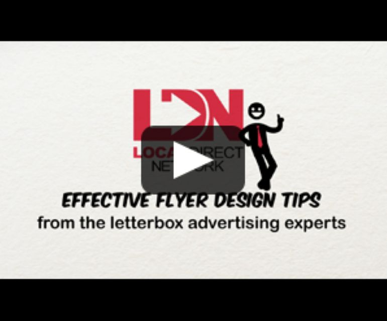 Effective Flyer Design: Tips To Make Your Flyer Stand Out [VIDEO]