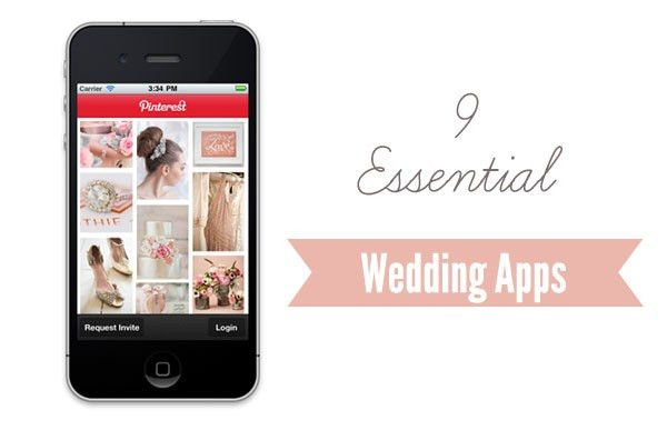 The 9 Best Wedding Apps, Guaranteed to Make Wedding Planning ...