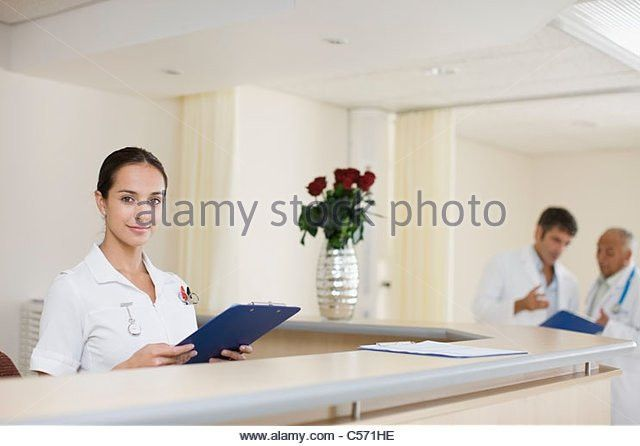 Hospital Reception Stock Photos & Hospital Reception Stock Images ...