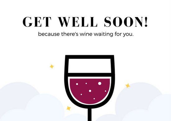 get well cards template