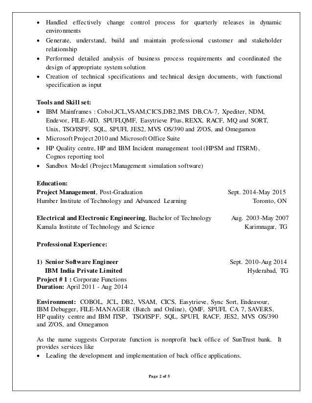Muralikrishna Rathipelli Resume June 23nd Mainframe Developer