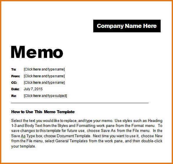 MEMO FORMAT WORD.Microsoft Word Memo Template.jpg - sop format sample