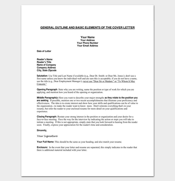 cover letter resume outline resume writing resume examples cover ...