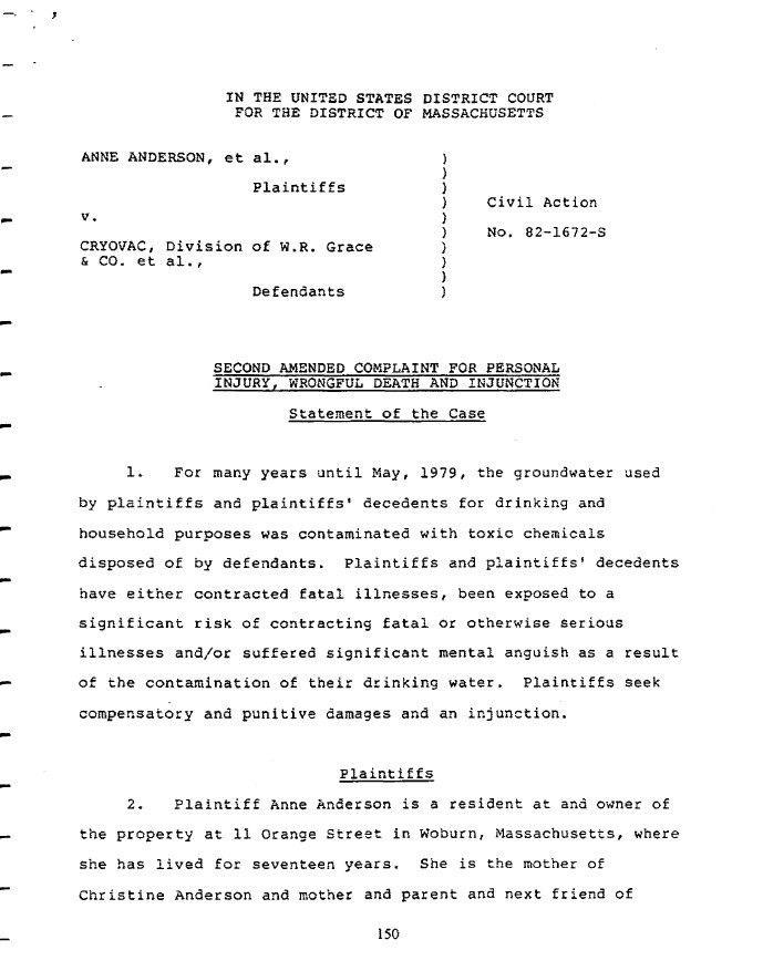 Civil Complaint Template] Complaint Wikiwand, Sample Civil
