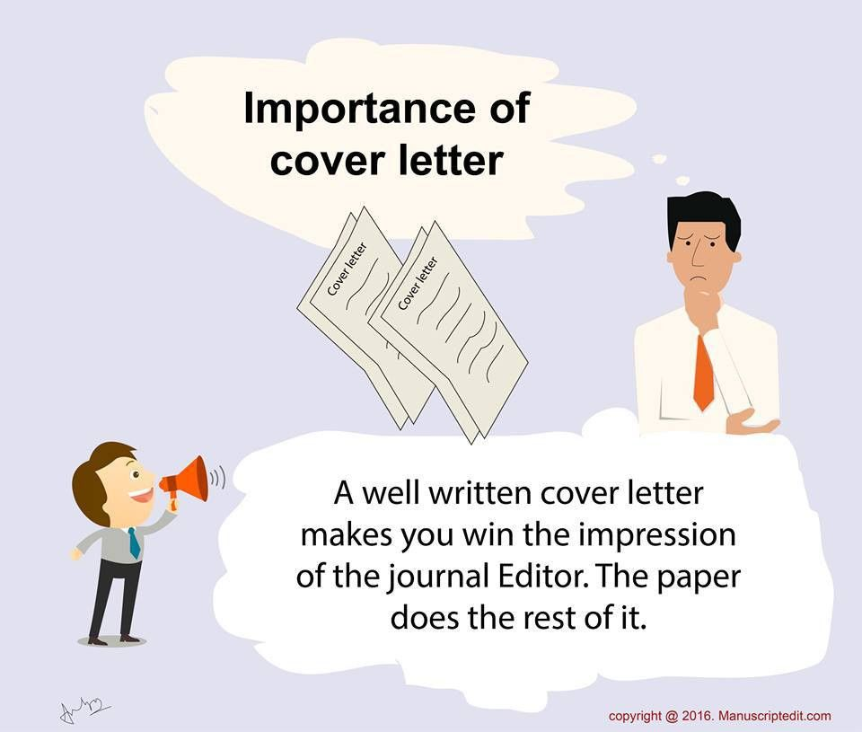 Importance of cover letter - Pubmanu - Publication Manual ...