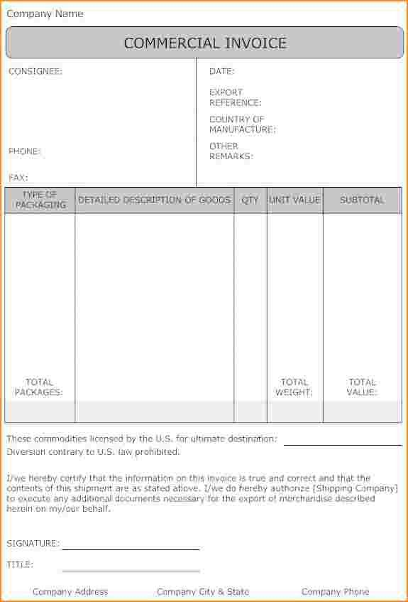 Commercial Invoice.60948267.png - Questionnaire Template