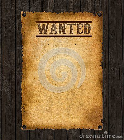 Wanted Poster Template. Wanted Poster Templates | Postermywall ...
